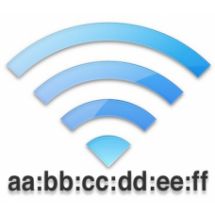 یافتن مک ادرس و بلوتوث ادرس بصورت تصویر – Find Mac Address and Bluetooth Address